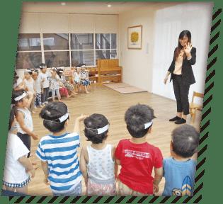 英語教室 授業風景