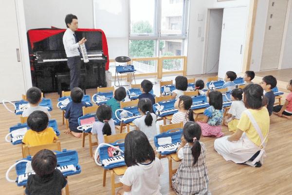音楽教室 授業風景