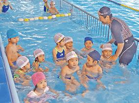 水泳教室サムネイル
